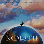 Marc Shaiman: North - signed CD