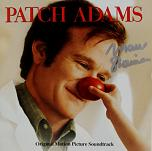 Marc Shaiman: Patch Adams - signed CD
