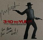 Marco Beltrami: 3:10 to Yuma - signed CD