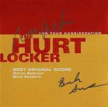 Marco Beltrami & Buck Sanders: The Hurt Locker - signed CD