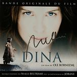 Marco Beltrami: I Am Dina - signed CD