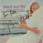 Marco Beltrami: Soul Surfer - signed CD