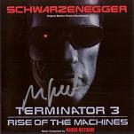 Marco Beltrami - Terminator 3: Rise of the Machines - signed CD