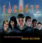 Marco Beltrami: The Faculty - signed CD