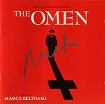 Marco Beltrami: The Omen - signed CD