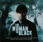 Marco Beltrami: The Woman in Black - signed CD