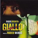 Marco Werba: Giallo - signed CD