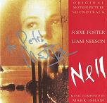 Mark Isham: Nell - signed CD