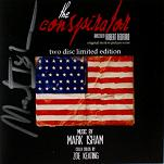 Mark Isham: The Conspirator - signed CD