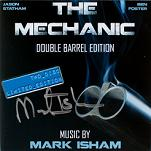 Mark Isham: The Mechanic (double-barrel edition) - signed CD