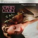 Marvin Hamlisch: Sophie's Choice - signed CD