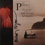 Michael Nyman: The Piano - signed CD