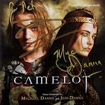 Mychael Danna and Jeff Danna: Camelot - signed CD