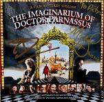 Mychael Danna and Jeff Danna: The Imaginarium of Doctor Parnassus - signed CD
