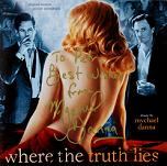 Mychael Danna: Where the Truth Lies - signed CD