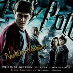 Harry Potter and the Half-Blood Prince - CD signed by Nicholas Hooper