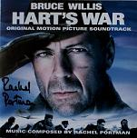 Rachel Portman: Hart's War - signed CD