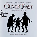 Rachel Portman: Oliver Twist - signed CD