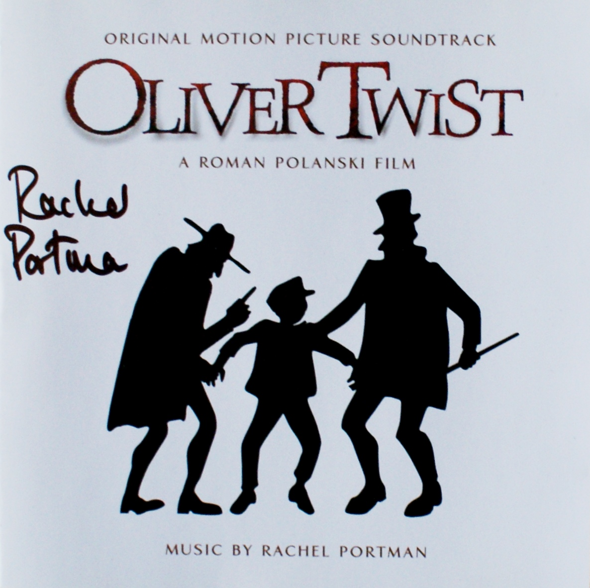 rachel portman the film composer and her music rachel portman oliver twist signed cd