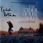 Rachel Portman: The Cider House Rules - signed CD
