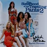 Rachel Portman: The Sisterhood of the Traveling Pants 2 - signed CD