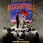 Randy Newman: Pleasantville - signed CD