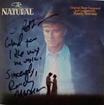 Randy Newman: The Natural - signed CD