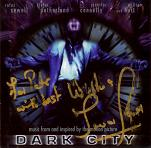 Trevor Jones: Dark City - signed CD