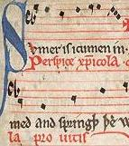 Sumer is Icumen In - part of original score