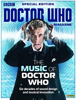 The Music of Doctor Who - Doctor Who Magazine Special Edition